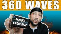 les produits et accessoires pour 360 waves