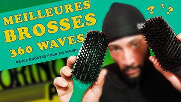 meilleures brosses 360 waves