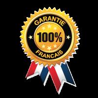 badge 100% france