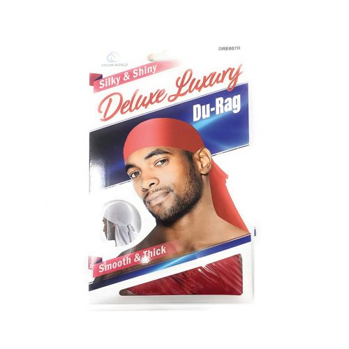 DREAM DELUXE LUXURY DURAG RED