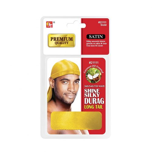 DURAG BEAUTY TOWN Jaune