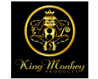 logo king monkey production