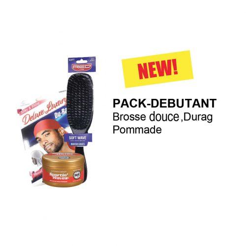 Waver starter pack 3 Deluxe Luxury Brosse