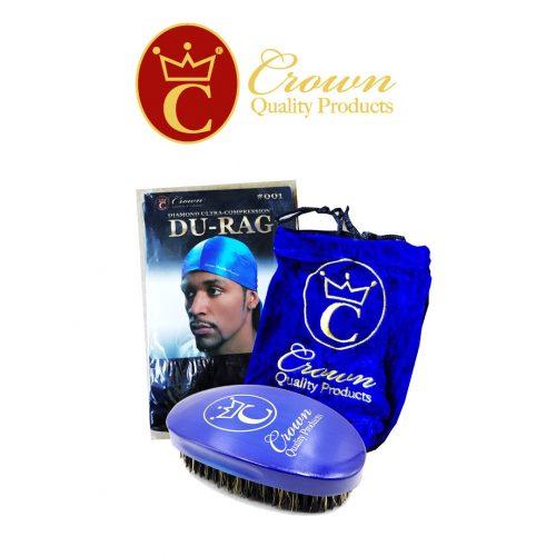 waver crown quality products medium bleu
