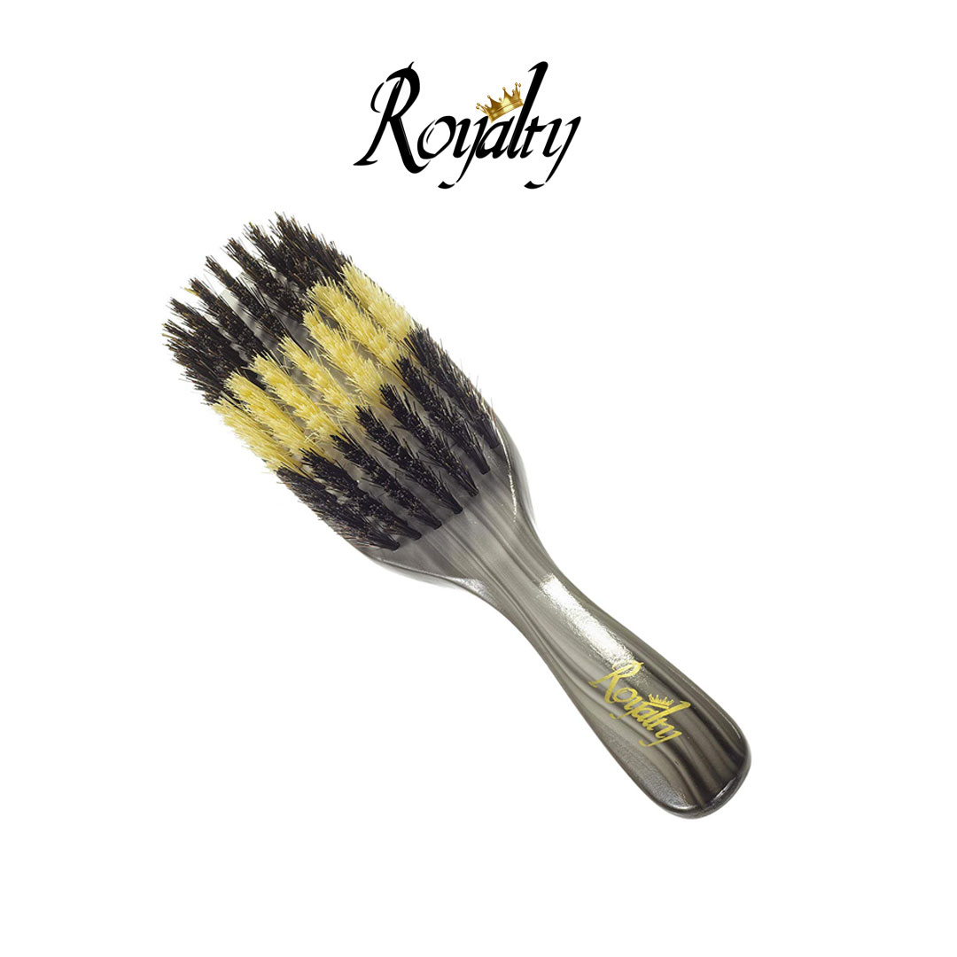 brosse à waves royalty moyen/medium