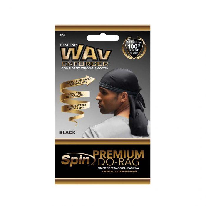 Du-rag wav enforcer black